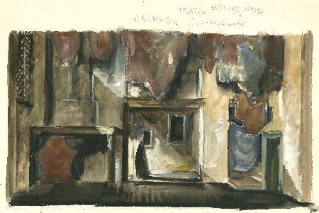 Representación de Madrid Teatro de Bellas Artes, 1965