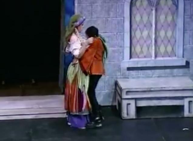 Representación de la Feria de Teatro de Ciudad Rodrigo, Cáceres, de Vida (1999)