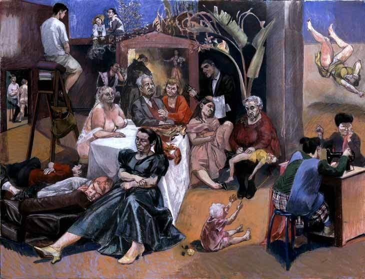 La casa de Celestina, de Rego, (2000)
