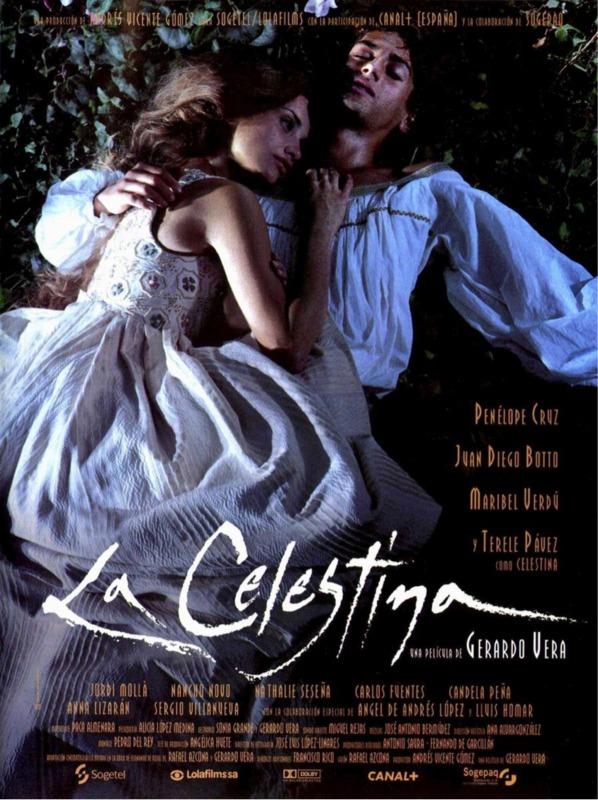 Film poster for La Celestina, by Vera