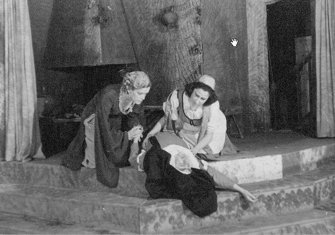 Representación del Teatro Español, Madrid, 1940