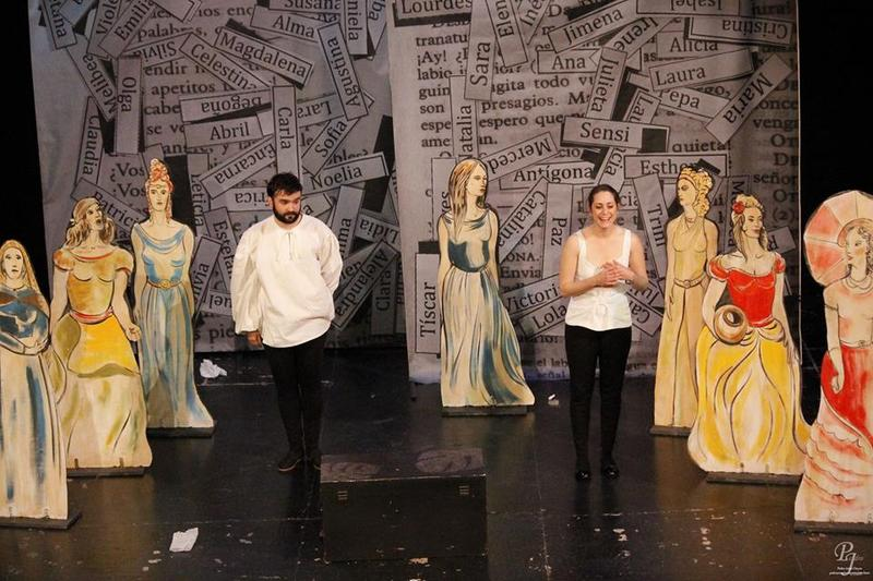 Presentación del Teatro La Paca, Jaén (2016-2017)
