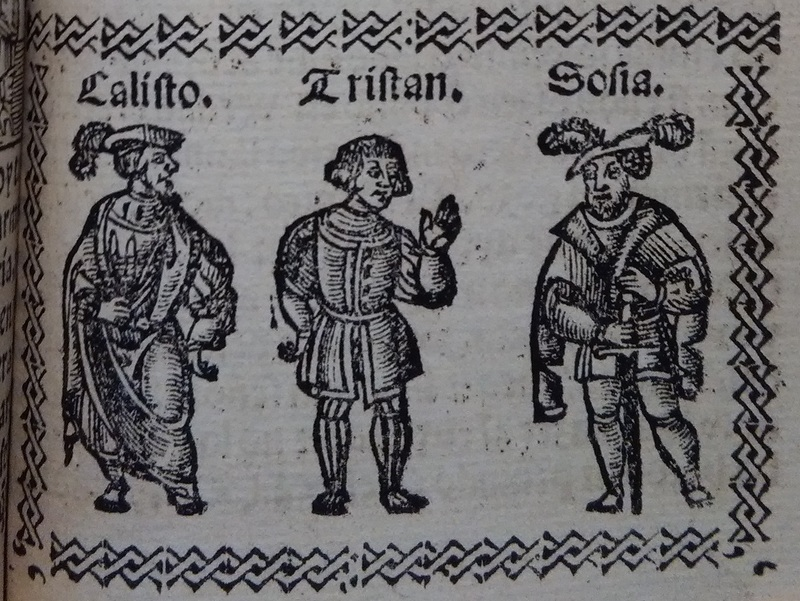 First Illustration of act 13 of Medina del Campo, 1530<br /> <br />
