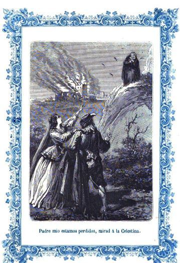 Cover of Mother Celestina's Powder (Los polvos de la madre Celestina) (novel by Rafael del Castillo) (1862)