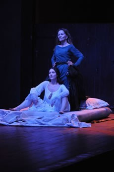 Representación del Théâtre National Populaire, París, de Schiaretti (2011)