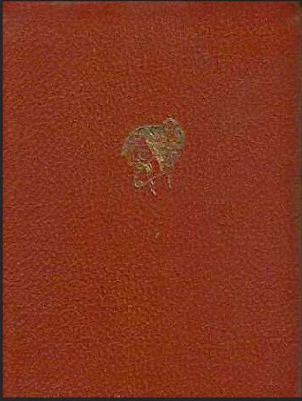 Cover of the Editorial Lozana edition, 1965