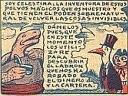Comic for children Los polvos de la madre Celestina, magazine Bobín (1932)
