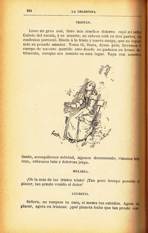 Third illustration of act XIX from the Barcelona edition (1883)