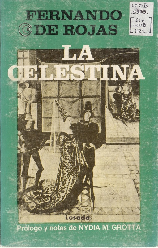 Cover of the Losada: Buenos Aires edition, 1960 (c.)