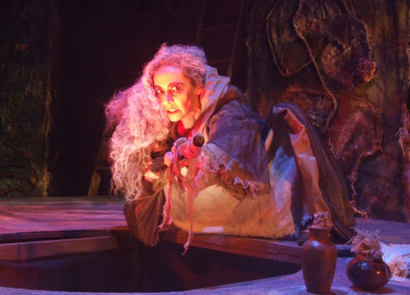 Representación del Teatro Círculo, Nueva York, 2008