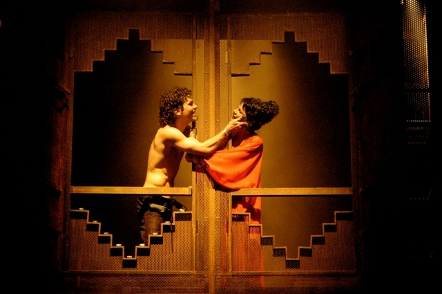 Representation of the Alberto de Paz y Mateos Theater, Caracas (2007)