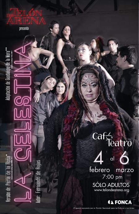 Representación del Teatro Telón de Arena, Ciudad Juárez, 2015-2016 <br />