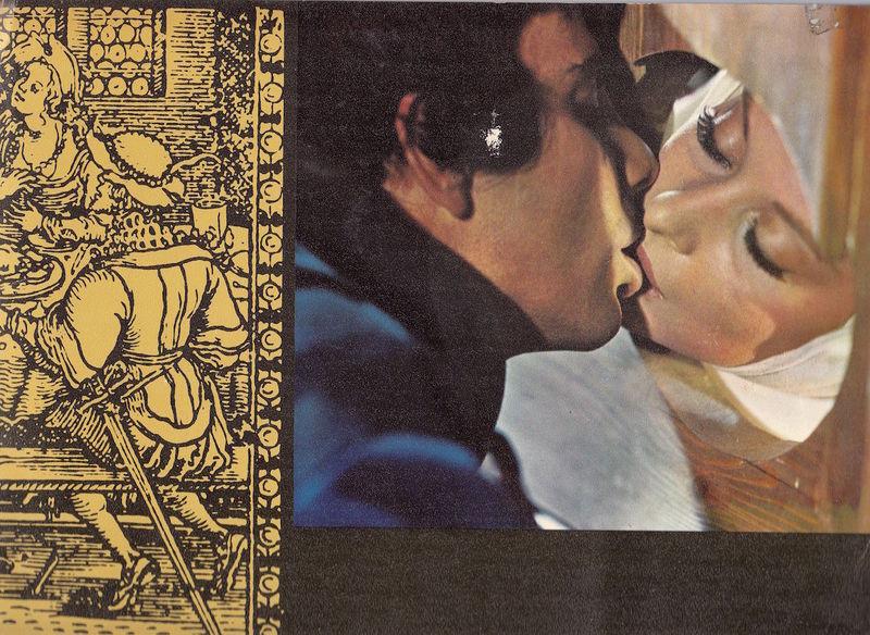 Book of photochromes from the movie La Celestina, by Ardavín