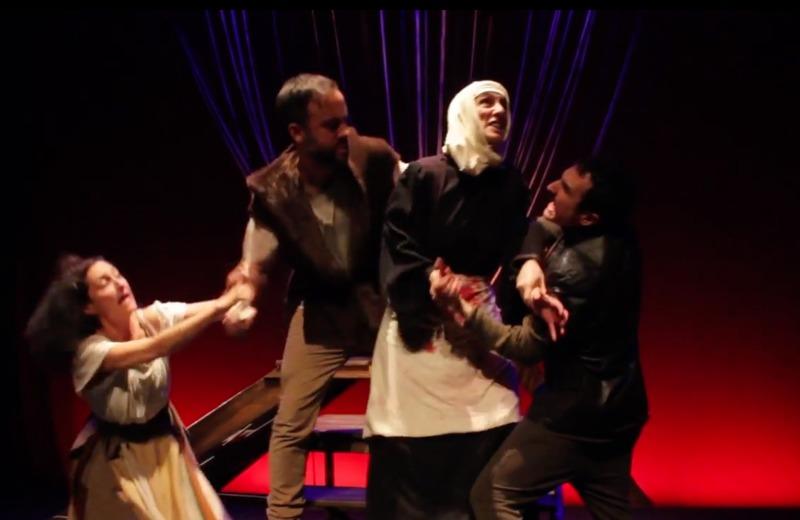 Representación del Teatro Real Carlos III, Aranjuez, de Maroto (2016)