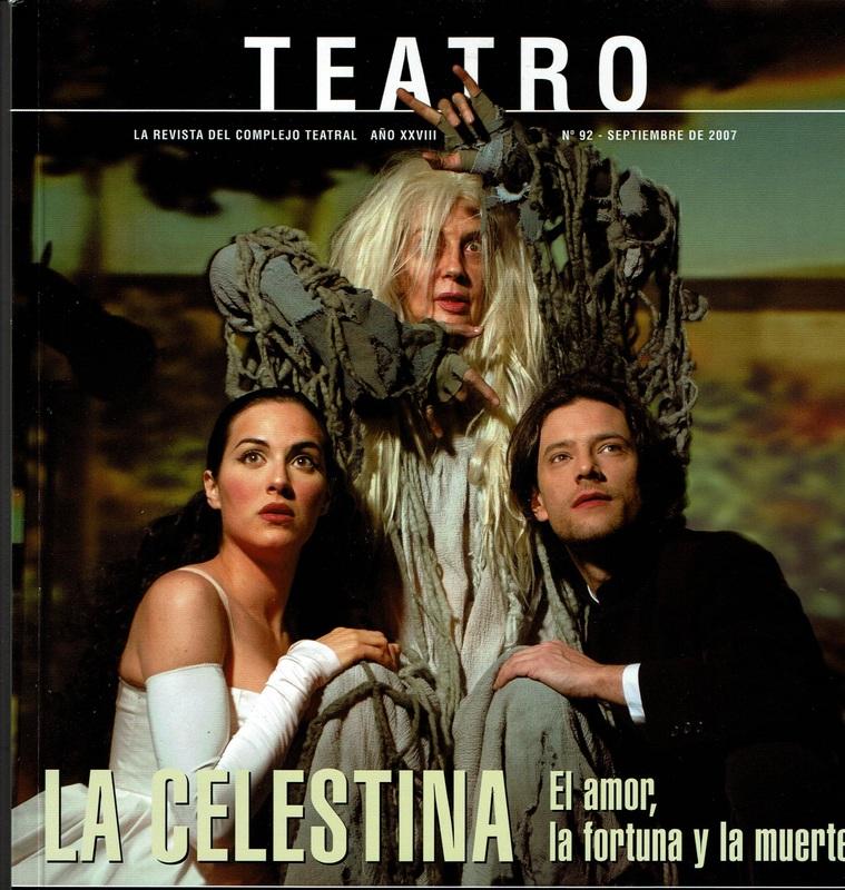 Representation of the Regio Theater, Buenos Aires (2007)