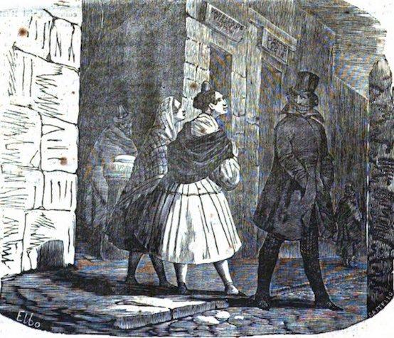 Ilustración de prensa, Semanario Pintoresco Español (1839)