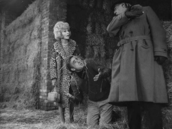 Photochrome 6 of the film La Celestina P...R..., by Lizzani.
