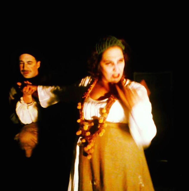 Representación del Teatre de Ponent, Granollers, 2014