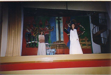 Representación del Cuartel Sánchez Aguilera, Ferrol, 2001