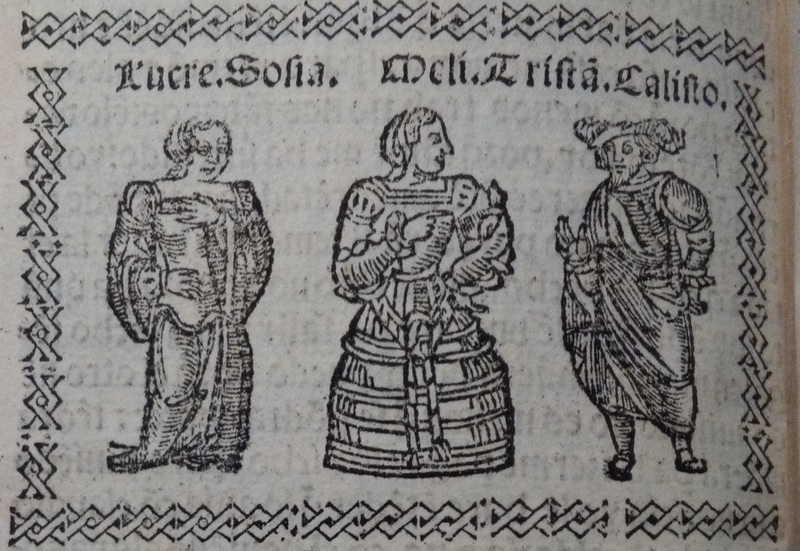 First illustration 20 of act of Medina del Campo, 1530<br /> <br />