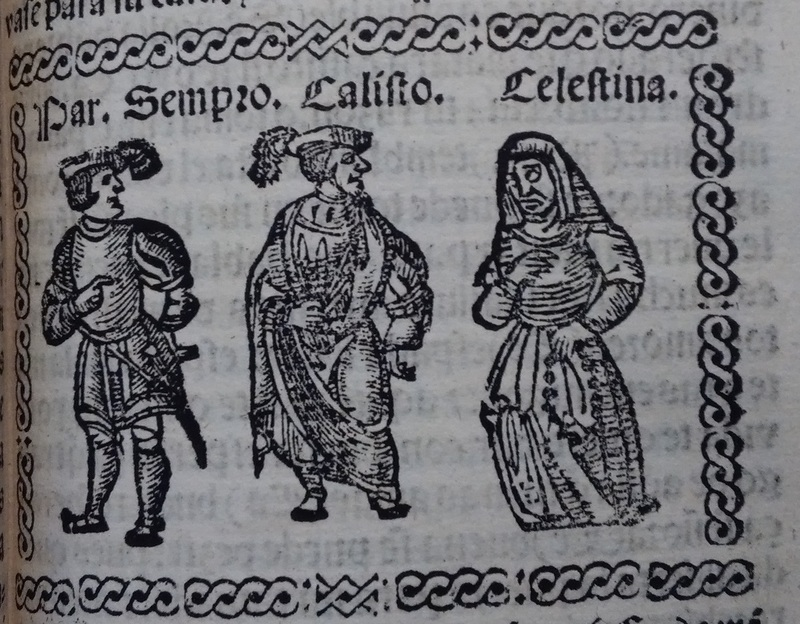 Illustration of act 6 of Medina del Campo, 1530<br /> <br />