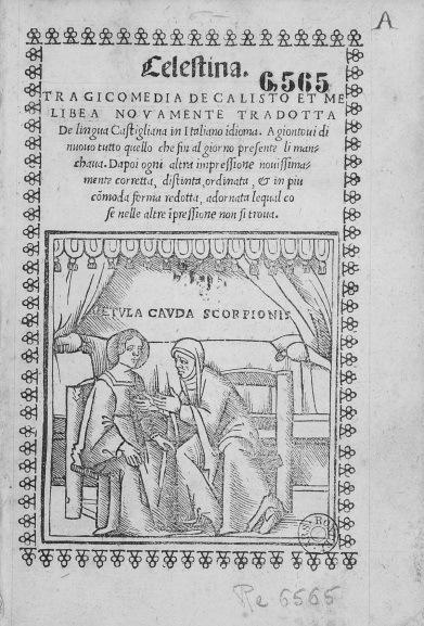 Portada de Venecia, 1531.