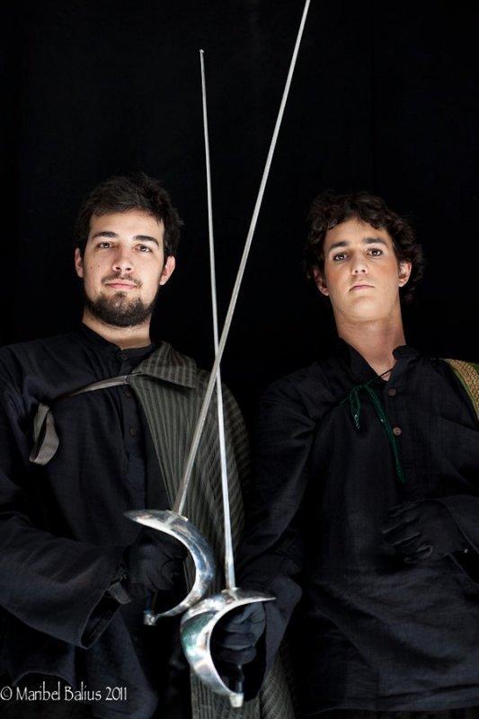 Representación del Colegio del Pilar, Madrid, 2011