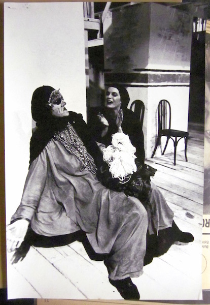 Representación de The Citizen's Theatre, 1986.