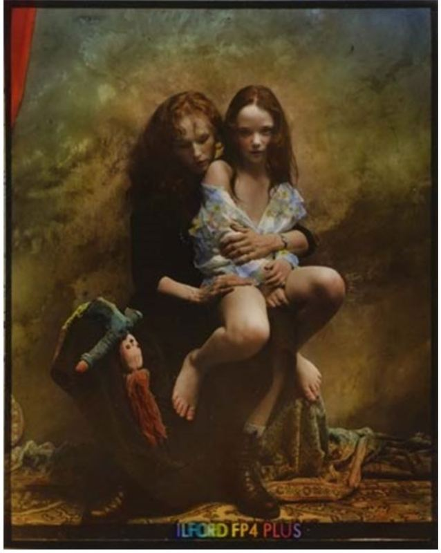 The Procuress, by Saudek (1983)