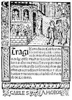Portada de Barcelona, 1531.