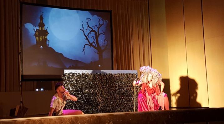 Representación del Teatro Los Paúles, Santa Marta de Tormes (2017)<br />