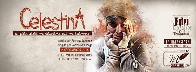 Representación del I Festival MicroClásicos del Teatro La Malhablada, Salamanca, 2015
