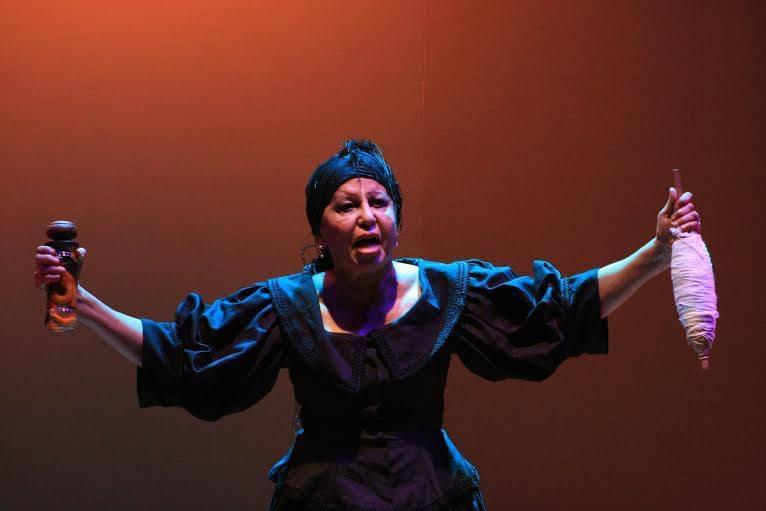 Representación del Festival de Teatro de Caracas, 2015-2016<br />