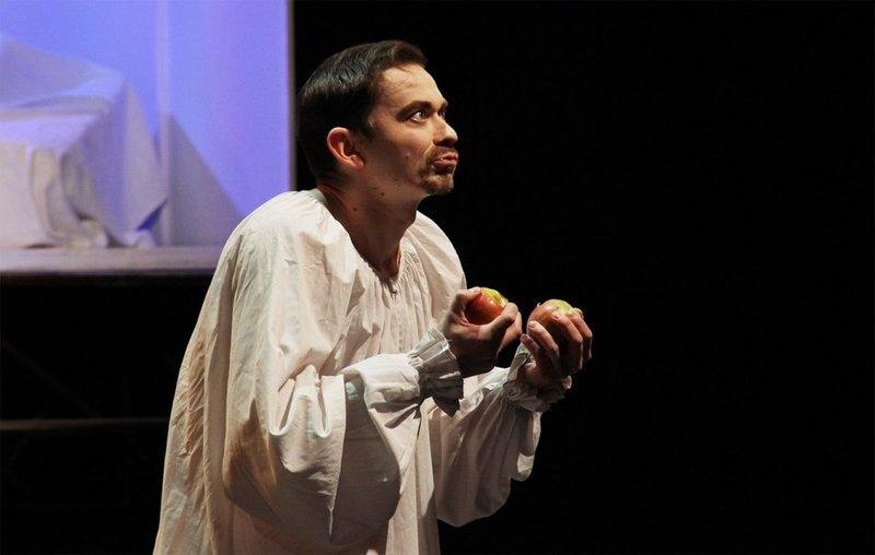 Representación del Ulyanovsk Drama Theater, Ulyanovsk, Rusia, de Kopylov y Medvedev (2017)