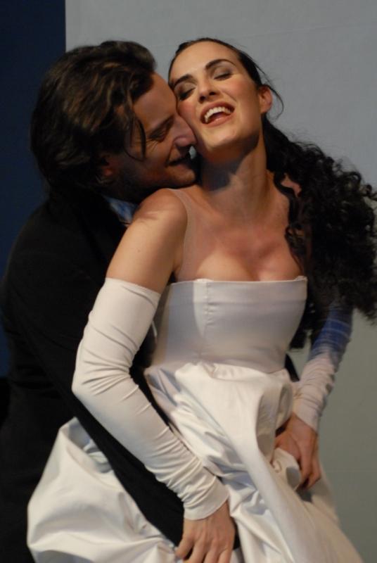 Representación del Teatro Regio, Buenos Aires, 2008