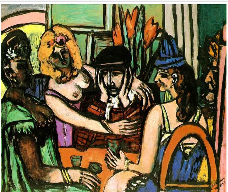 The Prodigal Son, by Beckmann (1949)