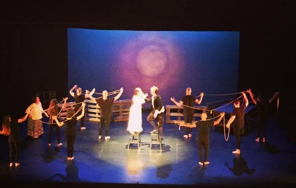 Cánovas Theatre Representation, Málaga, de Roncero (2017)<br />