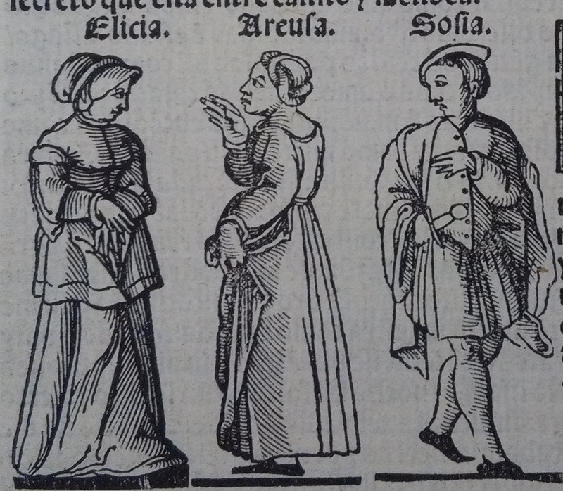 Image of act 17 of the edition of Lisbon (1540)