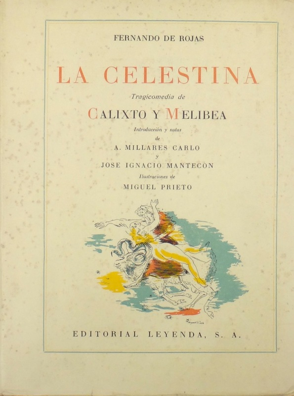Cover of the Editorial Leyenda: Mexico edition, 1947