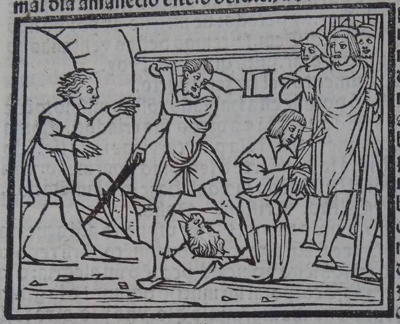 Image of act 13 of the edition of Lisbon (1540)