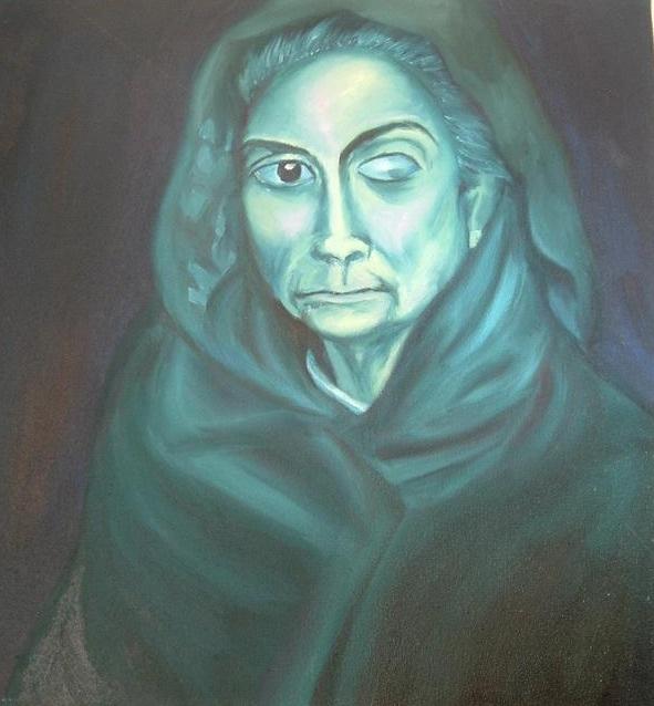 Celestina the Weepy (Celestina la llorona), by AreUfracturing (sic) (2005)
