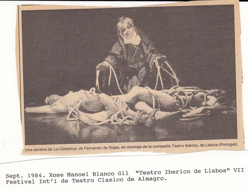 Representación de Almagro, 1984.