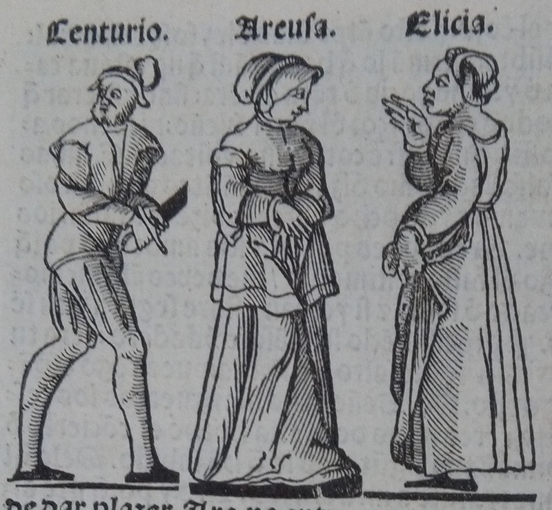 Image of act 18 of the edition of Lisbon (1540)