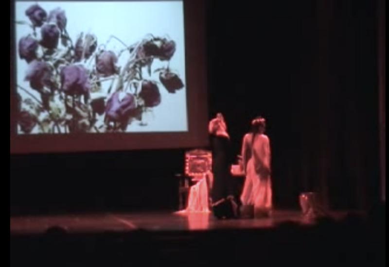 Representación del Teatro El Jardinito, Córdoba, España, de Moreno (2013)