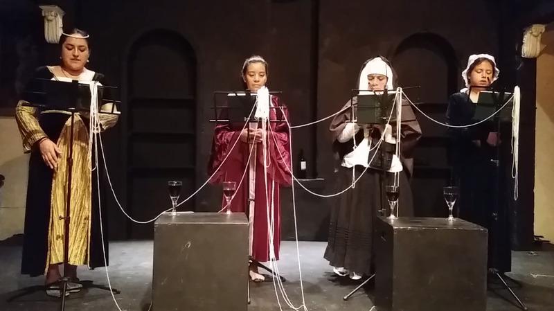 Performance of Cátedra Extraordinaria Juan Ruiz de Alarcón de la Universidad Nacional Autónoma, México (2017)