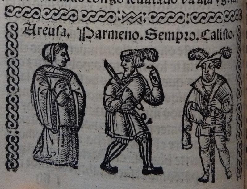 Illustration of act 8 of Medina del Campo, 1530<br /> <br />