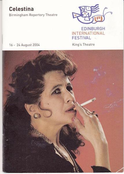 Representación del Edinburgh International Festival, Edimburgo, 2004.