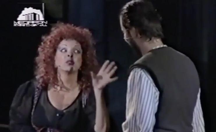 Representación del Auditorio Megaron de Atenas, Grecia, de Nikolaidis (2007)