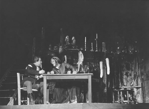 Representación del Teatro Municipal, Lima, 1967