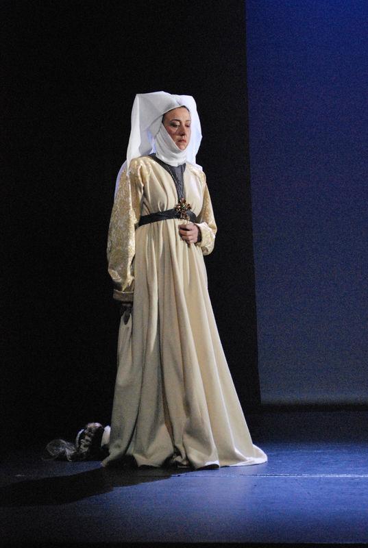 Representación del Vingtième Théâtre, París, de Lazarini (2009)<br />